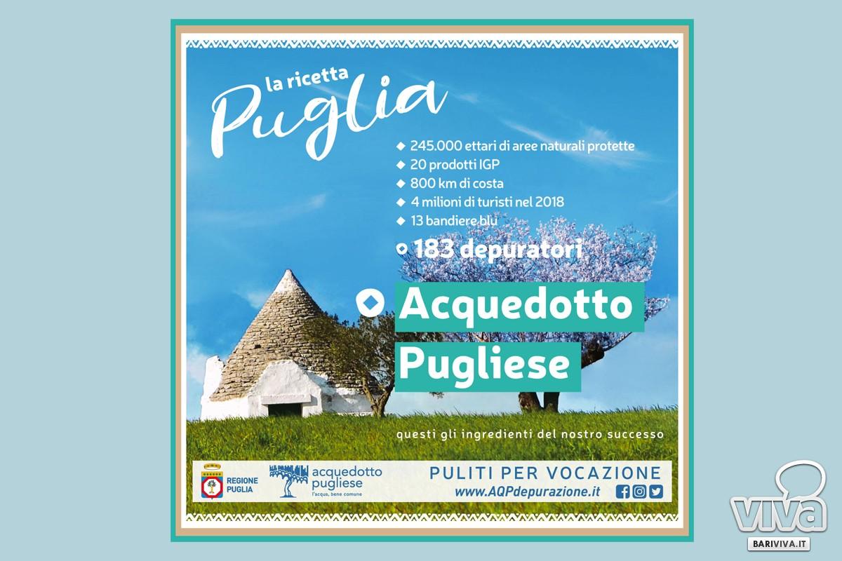 """""""Puglia, una ricetta di successo"""""""