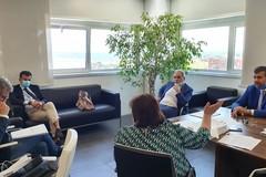questa mattina riunione tecnica su nuovi alloggi popolari e manutenzioni