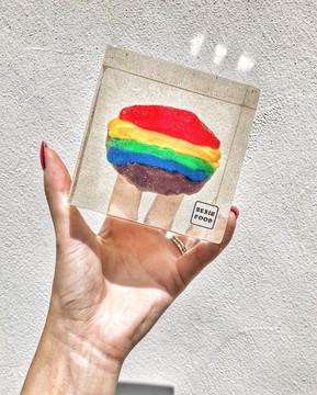 Il pasticciotto rainbow
