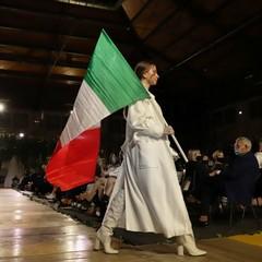 ieri al Palamartino Bari Fashion Red Carpet