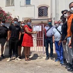 inaugurate case di comunita per vulnerabili condominio sociale via Napoli h