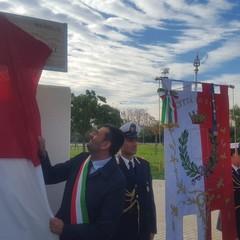 intitolazione giardino Giacomo Princigalli