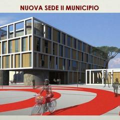 Pirp San Marcello render nuova sede Municipio