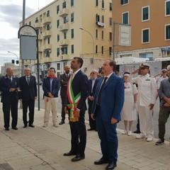 oggi la cerimonia commemorativa del anniversario della difesa del porto di Bari