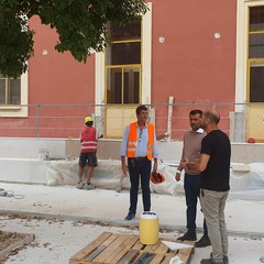 cantiere piazza redentore