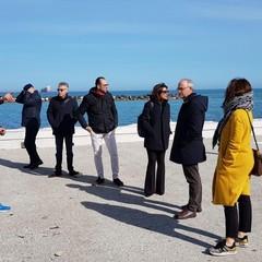 piastra sul mare waterfront san girolamo