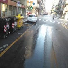 amiu pulizia strade