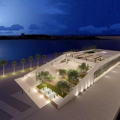 progetto terminal crociere porto di bari