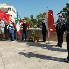 cerimonia 77 anni difesa porto di bari