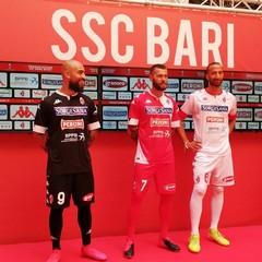 Le maglie della SSC Bari 2020/2021
