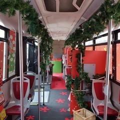 presentato Bari Christmas bus