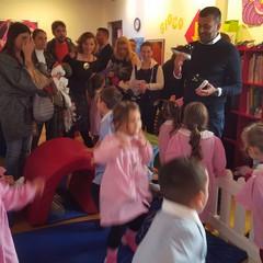 inaugurazione spazi per bambini a bari vecchia