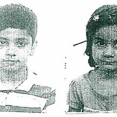 Le foto degli scomparsi