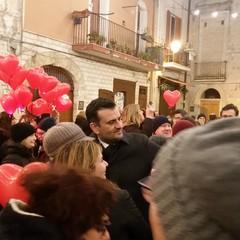 Il ballo di San Valentino a Largo Albicocca