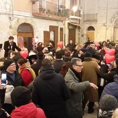 Il ballo di San Valentino in Largo Albicocca