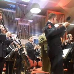 concerto di Natale al Conservatorio Piccinni
