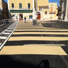 Bari Open Space pedonalizzata piazza Santa Maria del Fonte al via interventi di urbanistica tattica