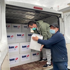 cento famiglie in difficolta del Municipio I riceveranno prodotti alimentari a km grazie a una donazione anonima