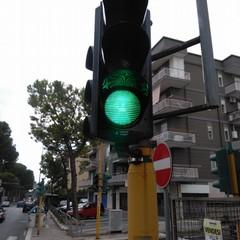 al via la sperimentazione di nuovi semafori in alluminio