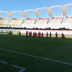 "La ""Sponsor cup"" al San Nicola"