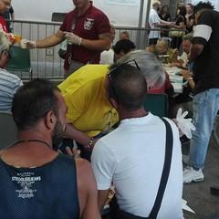 La veglia di san Giovanni solidale in piazza Balenzano