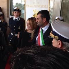 Intitolazione comando PL a Nicola Marzulli