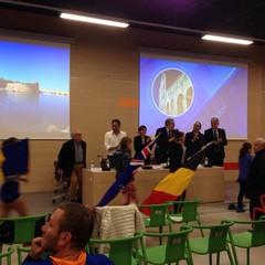 Presentazione Nicolaus Tennis Cup