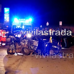 incidente mortale sulla castellana-putignano