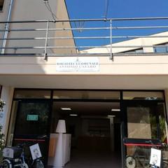 Inaugurazione biblioteca di Adelfia