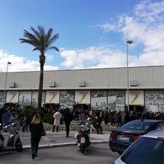 Primarie centrodestra in Fiera del Levante