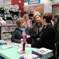 Benedetta Rossi al Famila di Carbonara