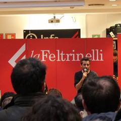 Daniele Silvestri alla Feltrinelli
