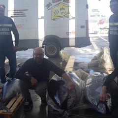 tonno donato a incontra