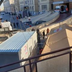 container di venere e ospedale monopoli