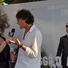 """Ronn Moss in Puglia per il film """"Viaggio a sorpresa"""""""