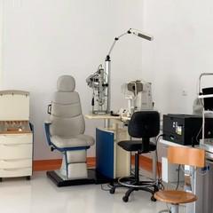nuovo padiglione oculistica policlinico
