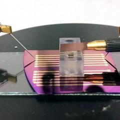 il transistor elaborato nei laboratori universitari di Bari