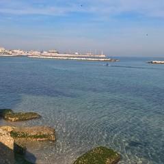 Anticipo di primavera su Bari