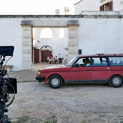 Il set cinematografico