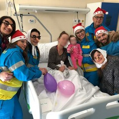 Befana in ospedale