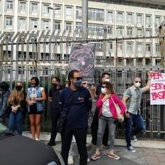 Protesta lavoratori bingo Ambassador