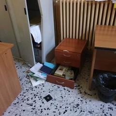 I danni all'ufficio di Gravina