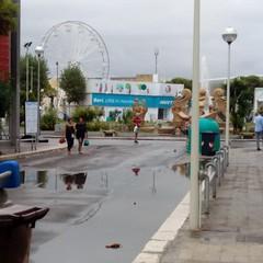 fiera pioggia
