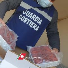 sequestro prodotti ittici