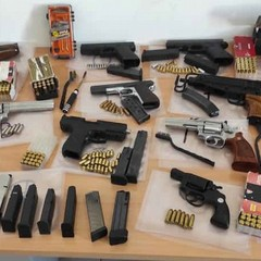 Le armi