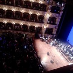 Il concerto di Capodanno al Petruzzelli