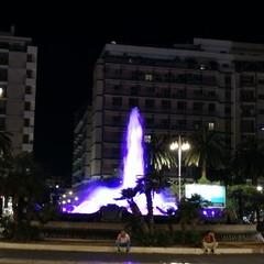 Bari pride, i monumenti colorati di arcobaleno