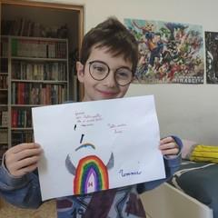 Gli arcobaleni a Bari