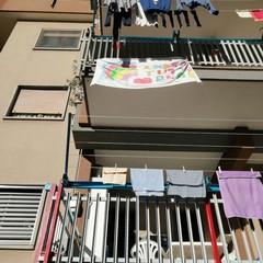 Un balcone a Bari