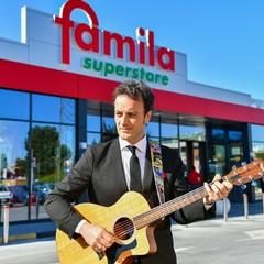 Renato Ciardo e i Famila superstore